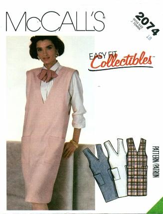 McCalls 1985 2074