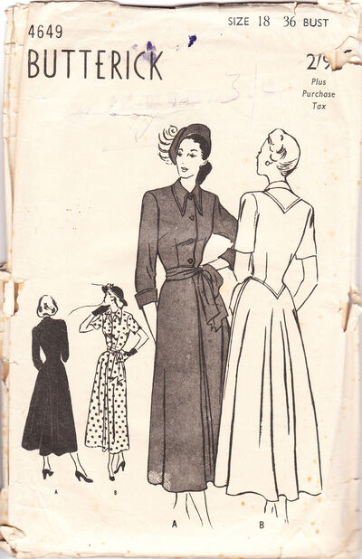 Butterick4649front
