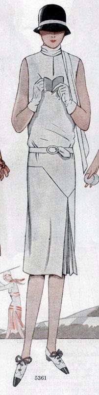 McCall 5361 1928 B