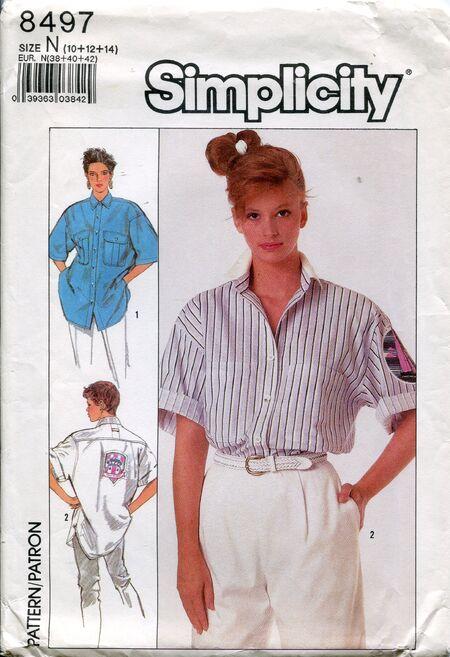 Simplicity8497shirts