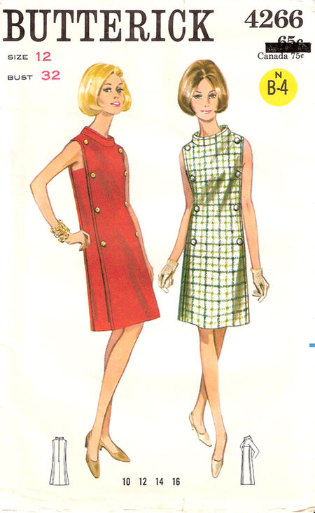 Butterick 4266 image1