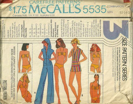 McCalls 5535