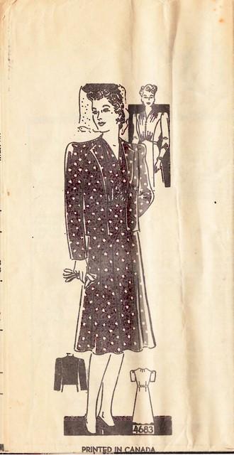 1940's Anne Adams 4683 front