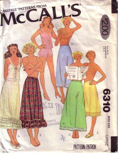McCalls 6310
