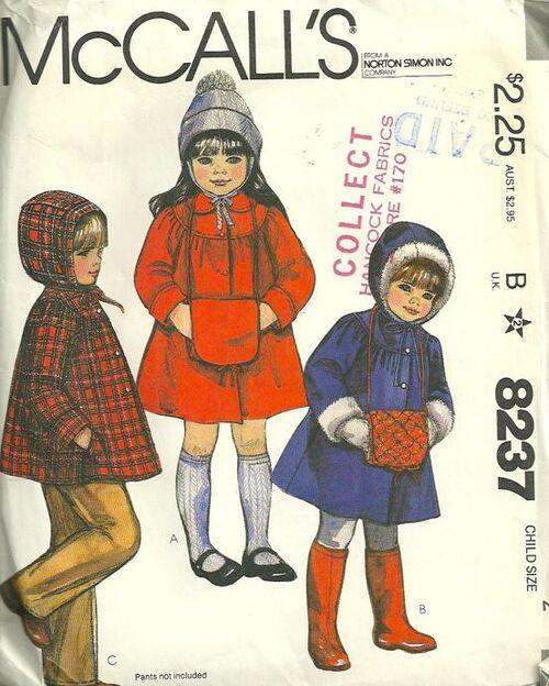 McCalls 8237