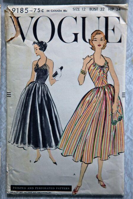 Vogue 9185
