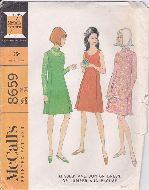 McCall's 8659