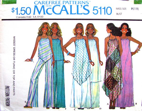 Mccalls 5110 f