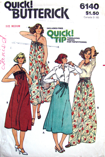 Butterick 6140 image