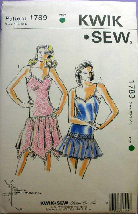 KWIK-SEW-1789