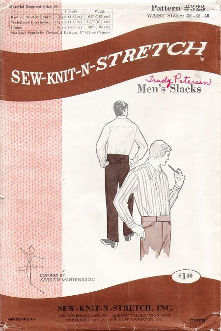 Sew-Knit-N-Stretch 323 image