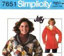 Simplicity 7651 A
