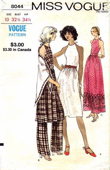 Vogue 1971 8044