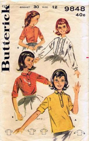 Butterick 9848