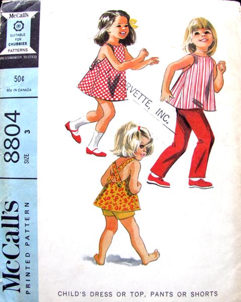 Mccalls 8804
