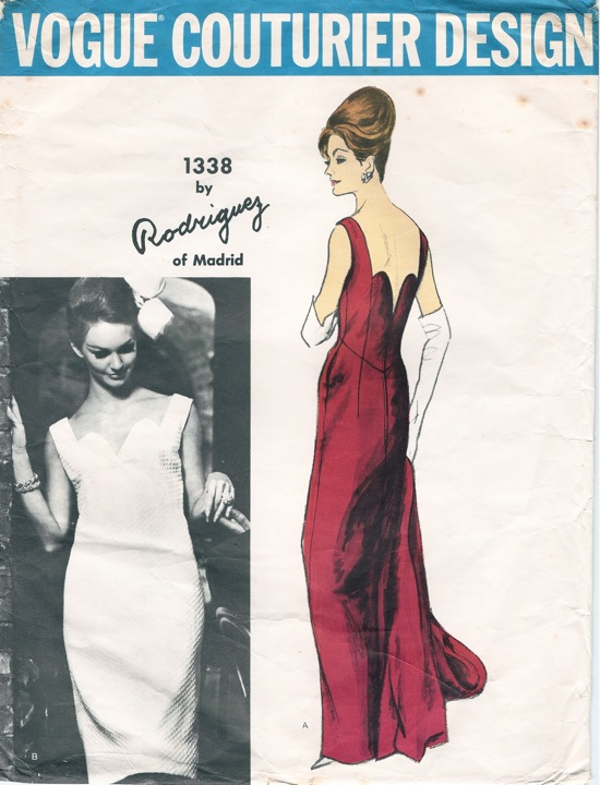 vogue 1338 vintage sewing patterns fandom powered by wikia