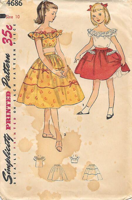S4686Girls10,1954
