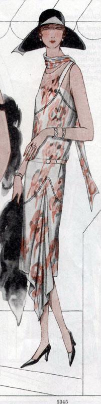 McCall 5345 1928