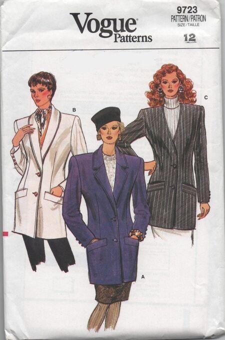 Vogue 9723 80 c