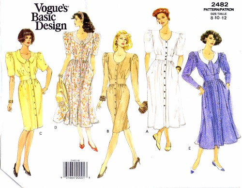 Vogue 1990 2482