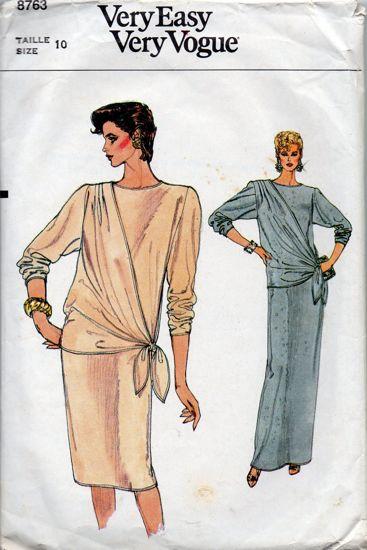Vogue 8763 A