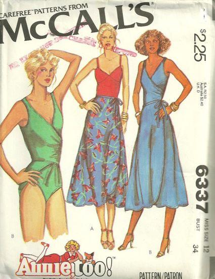 McCalls 6337