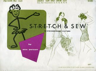 Stretch&sew1325