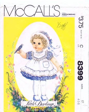 McCalls 1983 8399