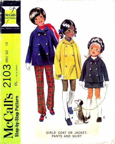 McCalls 1969 2103