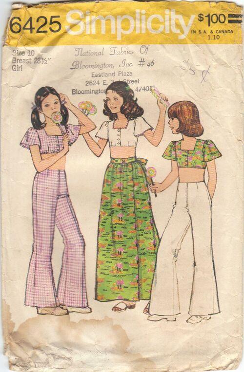 Simplicity 6425