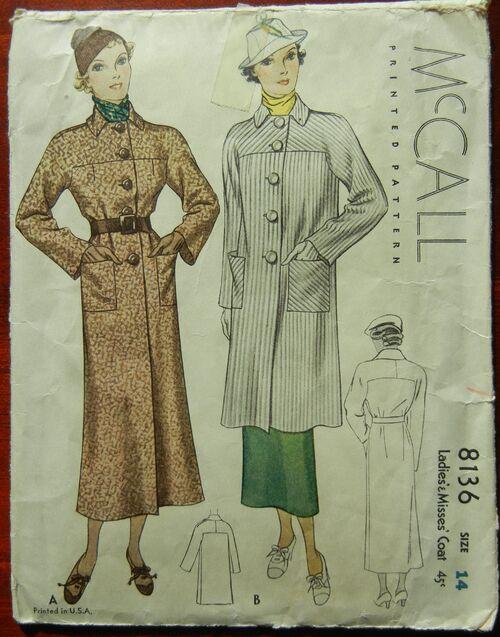 8136 McCalls 1935