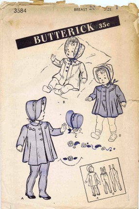 Butterick 3584