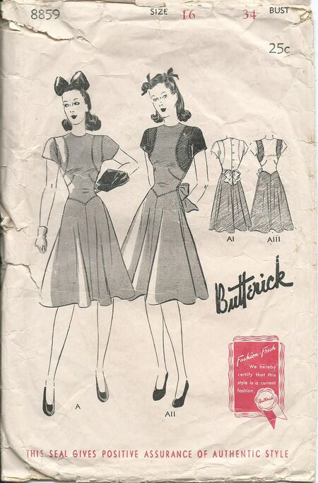 Butterick 8859