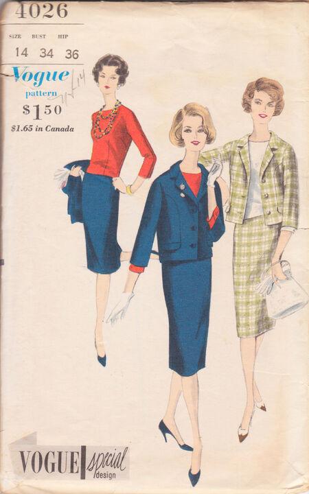 Vogue 4026a