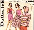Butterick 9777