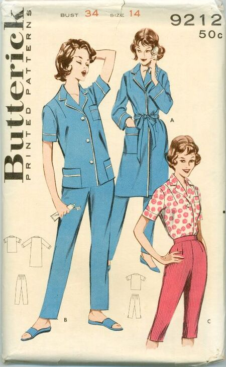 Butterick 9212 image