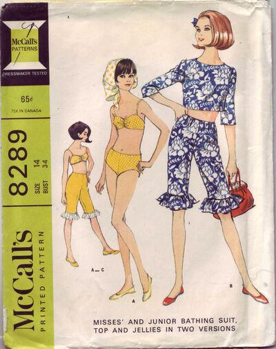 McCall 8289