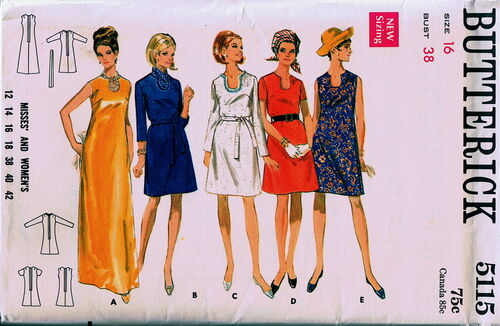 Butterick 5115 image