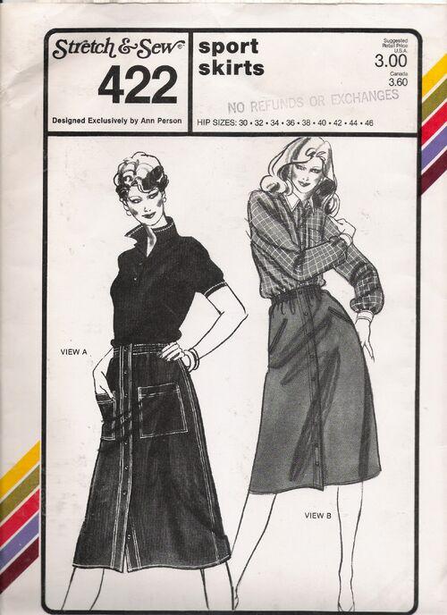 Stretch & Sew 422 image