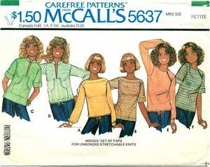 McCall's 5637