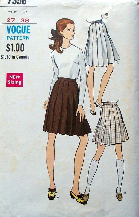Vogue 7356