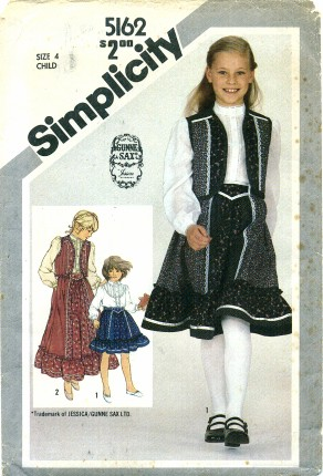 Simplicity 5162