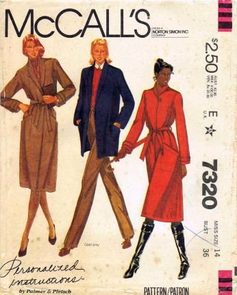 McCalls 1980 7320