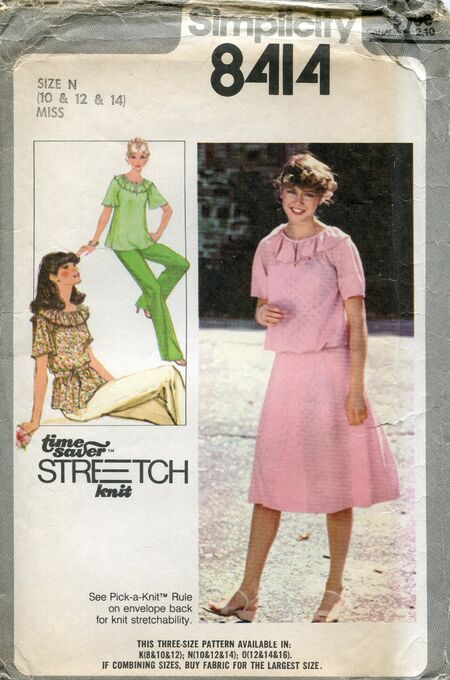Simplicity8414knits