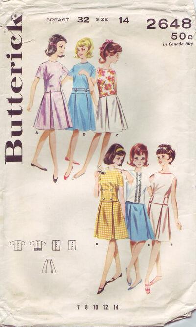 Butterick 2648