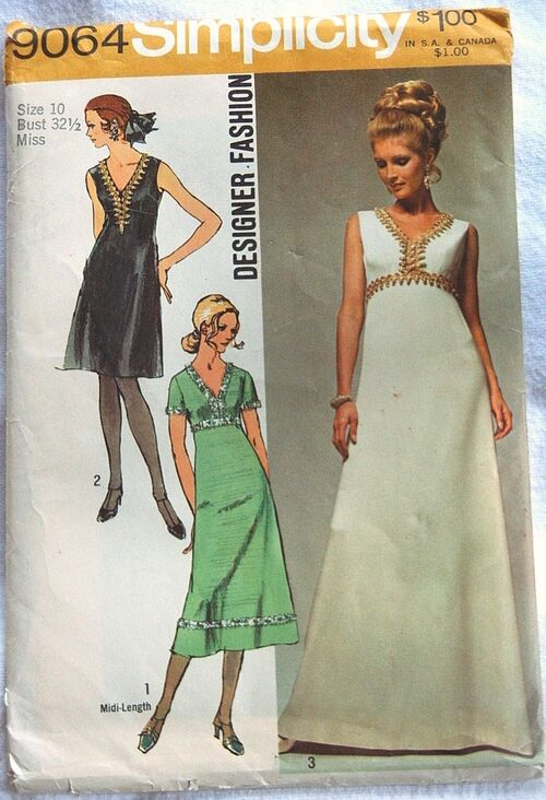 Simplicity9064 front 1970
