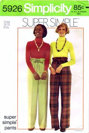 Simplicity 1973 5926