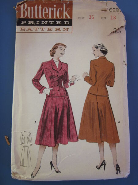 Butterick6287front