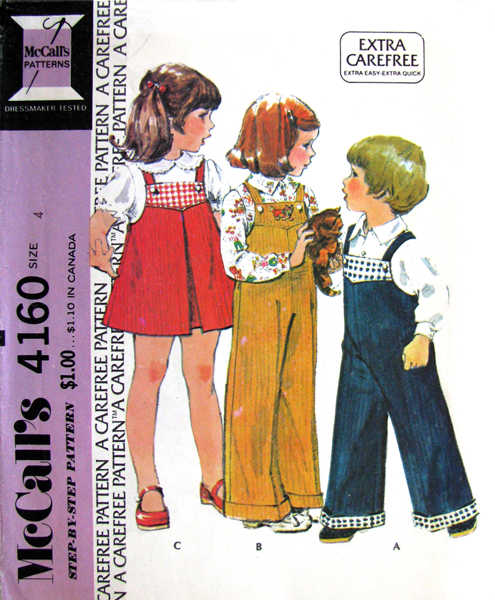 Mccalls 4160