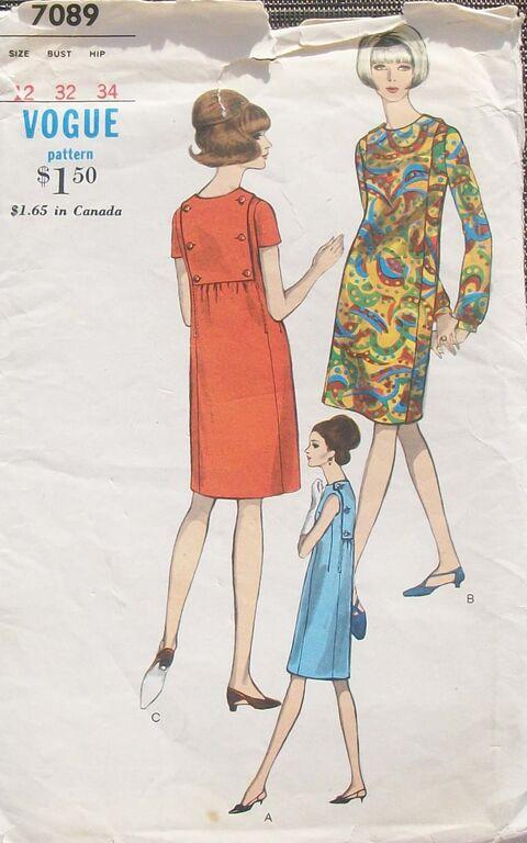 Vogue 7089